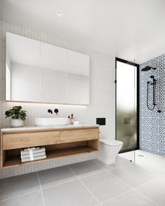 Ensure your bathroom renovation is set to last, with the right products from the start. 💪 Resistant to damage from moisture, is… Condo Bathroom, Small Bathroom Vanities, Bathroom Renos, Bathroom Renovations, Modern Bathroom, Beach Bathrooms, Bathroom Ideas, Washroom Design, Bathroom Interior Design