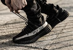 Download @Restocks the app & enter to win a pair of Yeezy Boost 350 V2s