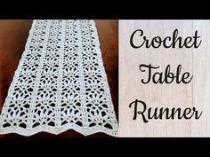 Doily Patterns, Crochet Blanket Patterns, Crochet Table Runner, Crochet World, Crochet Doilies, Beautiful Patterns, Table Runners, Crochet Projects, Free Pattern