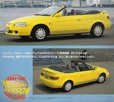 Toyota Cynos convertible   by Hugo90