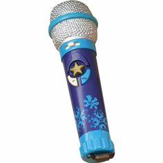 Amazon.com: B. Okideoke Microphone - Navy: Toys & Games