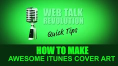 How to create Awesome iTunes Cover Art with Photoshop - Web Talk Revolution