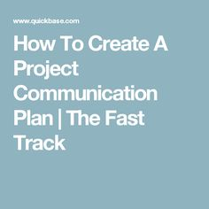 Download This Communication Plan Template For Free It Helps You