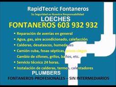 Fontaneros Loeches 603 932 932