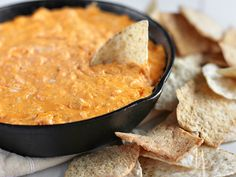 Gojee - Buffalo Chicken Dip by Ezra Pound Cake