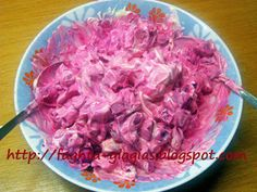 Mayonnaise, Beetroot, Good To Know, Cabbage, Salads, Recipies, Soup, Vegetables, Cyprus