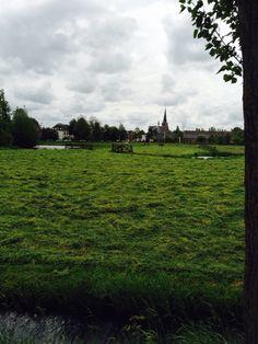 Zicht op Koudekerk aan den Rijn