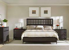 Wicker Park  Queen Bedroom Group by Stanley Furniture