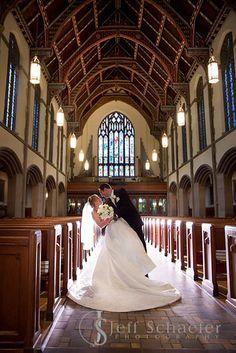 St Cecilia wedding Oakley Cincinnati