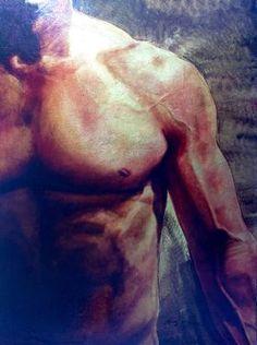 """Saatchi Art Artist Renee McGinnis; Painting, """"Tjelle"""" #art (Lisa Woolf)"""