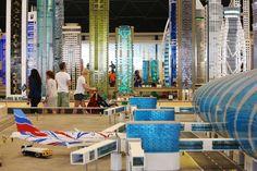 Legoland Dubai opens to the public – in pictures