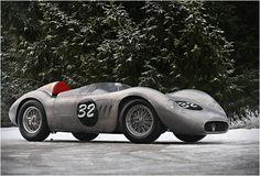1956 MASERATI 200SI | FOR SALE | Image