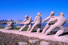 Iles de la Madeleine - The Fishermen Samuel De Champlain, Ontario, Cap Breton, Places Ive Been, Places To Go, O Canada, Fish Art, Travel Inspiration, Around The Worlds