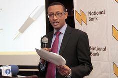 National Bank of Kenya Chief Executive Officer Munir Ahmed at a breakfast meeting in Nairobi on June 15, 2015. FILE PHOTO   DIANA NGILA