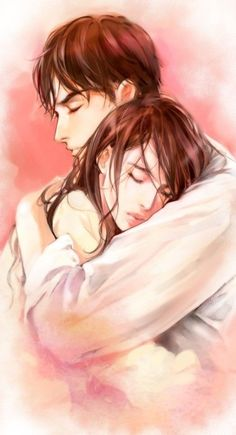 25 ~ 30 illustrations of only you madly-INSIDE Korea JoongAng Daily Anime Couples Cuddling, Romantic Anime Couples, Fantasy Couples, Cute Anime Couples, Anime Couples Hugging, Couple Manga, Love Cartoon Couple, Cute Love Cartoons, Anime Love Couple