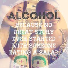 Alcohol #quote