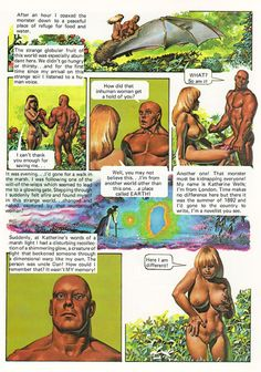 The Bronze Age Of Blogs: richard corben