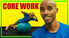 Can YOU finish MO FARAH'S core workout? - YouTube