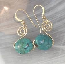 free wire jewelry tutorial - Google Search