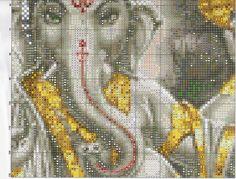 Gallery.ru / Фото #5 - PINN- Ganesha - The Hindu God of Wisdom CX-EV-444 - katha