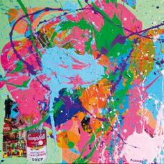 Una felicità paradossale 3 Abstract, Painting, Kunst, Summary, Painting Art, Paintings, Painted Canvas, Drawings
