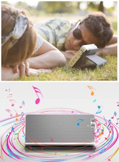 Know someone who can't get enough of their music? They can have 20 hours of continuous playback of their favourite tunes anywhere with this portable speaker. #giftideas #christmas More info: http://www.panasonic.com/uk/consumer/home-entertainment/wireless-speaker-systems/sc-na10-eb.html   #12daysWIN