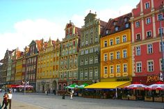 Wroclaw, Poland | 17 Impossibly Colorful Cities You'll Want To Visit Immediately