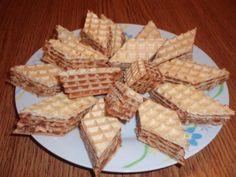 Oblanda sa eurokremom....made it with nutella...=amazing...