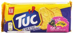 1,32€ - Tuc crackers queso(e 100 g): Amazon.es: Supermercado