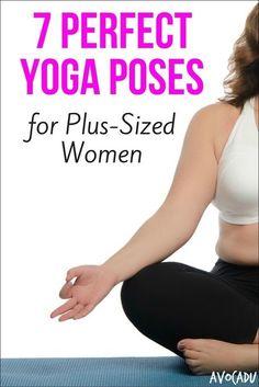 7 Perfect Yoga Poses for Plus-Sized Women   Avocadu.com