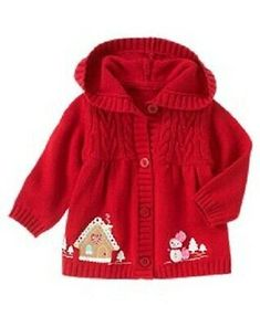 GYMBOREE 2013 Fall Winter Lines Sweater Hats Sizes 6-12 Mos NEW