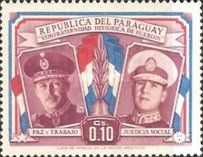[Brotherhood of Paraguay and Argentina, tipo NI1] -1955