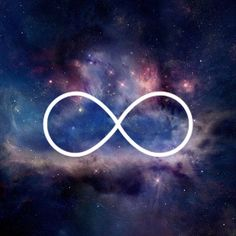 Infinity Symbol Stars Galaxy Space Art Print by RexLambo Infinity Symbol Art, Tattoos Infinity, Infinity Signs, Foto Snap, Twin Flame Runner, Infinity Wallpaper, Twin Flame Relationship, Twin Souls, Galaxy Space