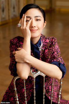 桂綸鎂 拿出凝視自己的勇氣 - 封面人物 | MSN Fashion