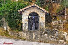 San+Francesco-Cappelletta Cabin, Digital, House Styles, Painting, Home Decor, Green, Decoration Home, Room Decor, Painting Art
