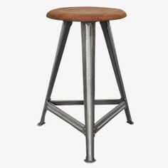 Industrial Stool from Rowac