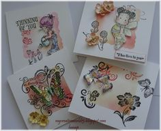 Dream in Beauty Hi,friends, today I have a new card called Dream in Beauty. I chose the stamp with the same name from Heartleft C. My Boo, Happy Moments, I Card, Creativity, Butterfly, Shapes, Beauty, My Love, Bowties