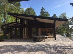 Hirsitalot koko Suomeen ja Saaristoon Outdoor Decor, Home Decor, Decoration Home, Room Decor, Home Interior Design, Home Decoration, Interior Design