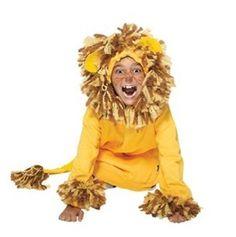Lion Hoodie costume    http://kids.nationalgeographic.com/kids/activities/crafts/lion-costume/