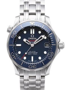 Omega Seamaster Diver Co-Axial 300M 212.30.36.20.03.001