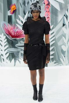 Chanel Spring 2015 Couture | Photo: Kim WestonArnold / Indigitalimages.com