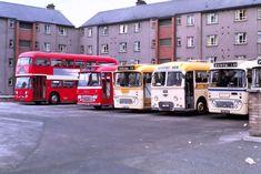 Perth Scotland, Bus Coach, Classic Motors, Bus Station, Busses, Classic Trucks, Coaches, Old Photos, Trains