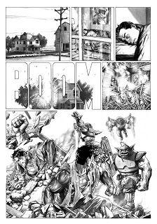 Bruises and Black Eyes, Superman Page by Lee Bermejo Comic Book Artists, Comic Books, Lee Bermejo, Top Cow, Superman, Dc Comics, Marvel, Eyes, Illustration