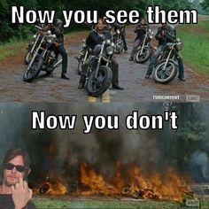 . Walking Dead Show, Walking Dead Memes, Fear The Walking Dead, Walking Dead Characters, Zombie Apocalypse, Stuff And Thangs, Daryl Dixon, Survival Tips, Norman Reedus
