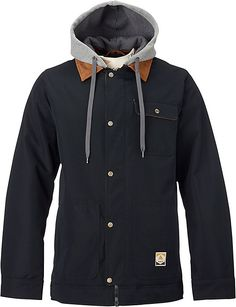 Burton Dunmore Jacket - Men's Snowboard Jacket - Snowboard Gear for Men