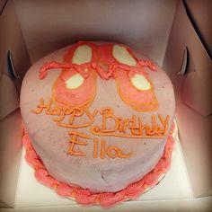 Balerina cake