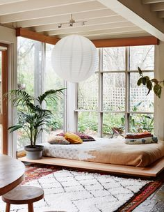 Ok its not a bedroom, but how about a daybed and chill zone