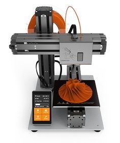 SNAPMAKER: The All-Metal 3D Printer
