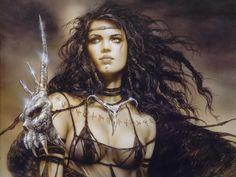 Biblical Women of Fantasy Art | ... Wallpapers Free Online: The Amazing Adventures With Fantasy Worriers