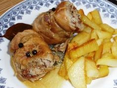 Muslos de pollo rellenos en escabeche, Receta Petitchef